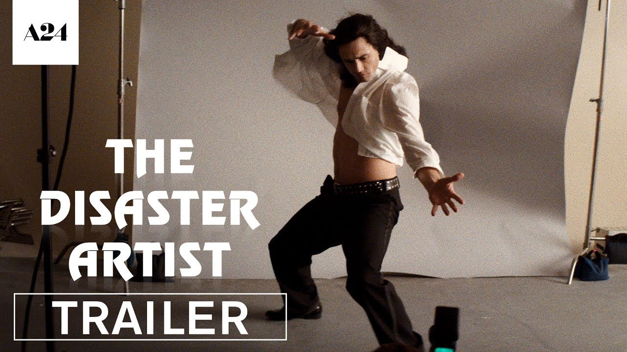 James Franco, The Disaster Artist, il Trailer